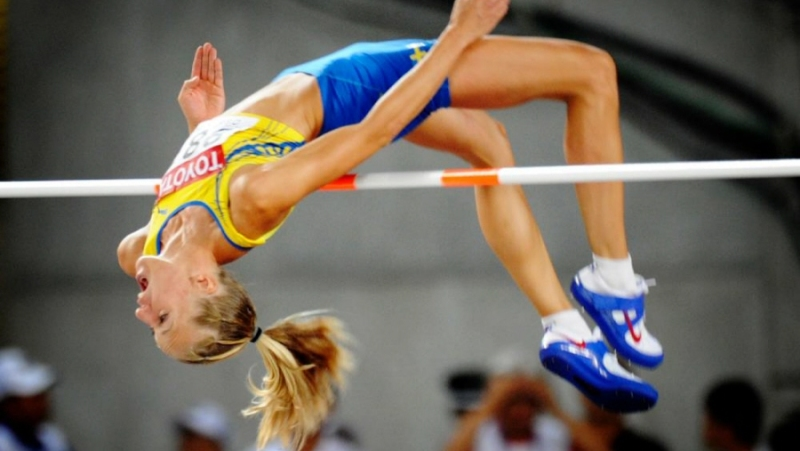 High Jump History – Records | Athletic Jumps